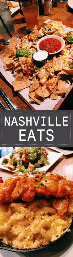Some of the best food and places to eat in Nashville, TN is up on the blog today.