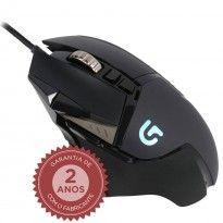 [Cissa Magazine] Mouse Logitech RGB Proteus Spectrum G502 Preto R$ 265,00