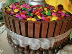 Cleaner birthday cake