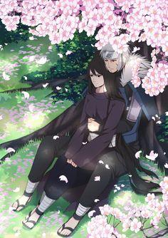 CM: Tobirama and Mari Uchiha (edited) by Ria-Chan143 #tobirama #senju