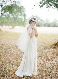 Percy Handmade 2014 Bridal Collection - photo by Jemma Keech