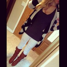 fall outfit-if only I was skinny!