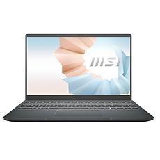 "MSI Modern 14"" B4MW AMD-009 Laptop w/AMD R7-4700U UMA 8GB RAM, 256GB - 9931327   HSN Teclado Qwerty, Laptop, Sd Card, Cool Things To Buy, Core, Memories, Modern, Notebook, Create"