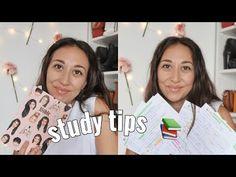 COME STUDIARE PER GLI ESAMI | il mio metodo di studio | università in Svizzera | Giorgia Rossi - YouTube