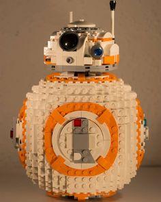 BB8  #lego #afol #legobrick #legos #legofun #legoset #legophotography #legogram #legophotograpy #legophoto #legoinsta #legoinstagram #brickstagram #legostagram #legolover #brick #legobricks #bricks #bb8 #starwars #starwarsbb8 #disney