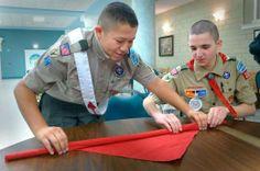Scouts' honor - The Arlington Catholic Herald