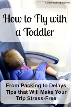 tips for flying with a toddler on your lap or alone – every mom needs this travel advice including tips on car seats fun activities for kids on planes packing checklist carry on checklist best trips to take with a toddler or young child. Traveling With Baby, Travel With Kids, Family Travel, Baby Travel, Family Trips, Family Vacations, Travel Advice, Travel Tips, Travel Hacks
