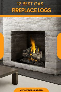 We have reviewed 12 best Gas fireplace logs and narrowed down the options for you.😍 Moreover, we have also discussed how you can choose the right type.✅ So what are you waiting for? Go and get your hands on the best Gas fireplace logs⬇️ Gas Fireplaces, Gas Fireplace Logs, Gas Logs, Gas Log Insert, Real Fire, Wood Burning Fires, Real Wood, Waiting, Alternative