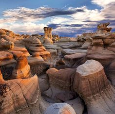 Highway 65 — Bisti/De-Na-Zin, San Juan Basin, New Mexico