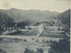 1894 Print Campo Santo Genoa Italy Holy Ground Burial Place Photogravure