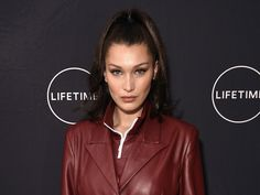 People think Bella Hadid was so heavily Photoshopped in a magazine that she looks unrecognizable