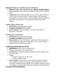 NBCOT UE & Hip Review Page 4