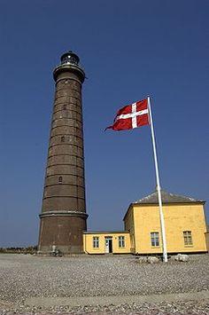 The Lighthouse at Skagen Danmark