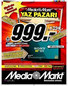 Media Markt Adana Mağazası İndirimleri 26-29 Temmuz 2012
