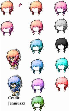... Hair Style Cuts Images Maplestory Royal Hairstyles with Maplestory