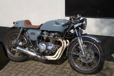 Honda CB 550 Four K by dvanzuijlekom, via Flickr