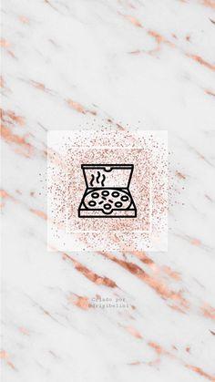 Rose Gold Marble Wallpaper, Glitter Rosa, Short Dark Hair, Instagram Logo, Instagram Highlight Icons, Story Highlights, Instagram Story Ideas, Spice Things Up, Diy And Crafts