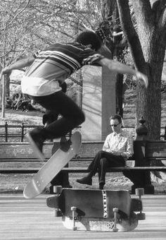 """Vielen Dank an Hannah Mämecke aus Datteln für dieses tolle Foto aus dem Central Park in New York! Das Bild trägt den Titel """"Leben und leben lassen"""" (2014). Noch bis zum 15. August 2014 nehmen wir eure Beiträge entgegen!"""