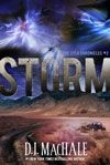 Storm (SYLO Chronicles Bk. 2) by D.J. MacHale--What will Tucker and his friends find now that they have made it the mainland?  HS