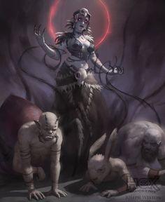 Mistress of Bones by Jaasif