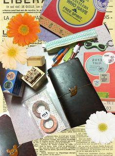 今年で3年目 | TRAVELER'S notebook みんなの投稿 - MIDORI