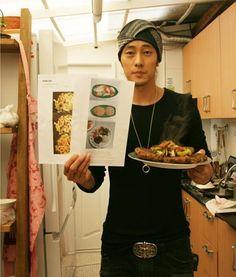 ~❤So Ji Sub of Polly❤❤~: >>So Ji Sub@51K > Kitchen Klub