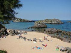 Noja, playa de Ris