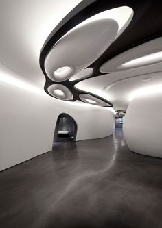 The Roca Gallery in London by Zaha Hadid Architects | Yatzer