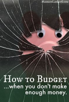 How to Budget when y