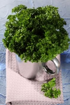 Salata de patrunjel verde