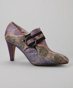 Look what I found on #zulily! Violet Perth Pump by Bellini #zulilyfinds