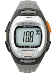 Timex Mid-Size Personal Trainer Heart Rate Monitor Watch - Timex Mid-Size Personal Trainer Heart Rate Monitor Watch Advanced athletic training device lets you track intensity of training, continually meet fitness goals, and ultimatel Brand Name Watches, Sport Watches, Running Watch, Aleta, Good Heart, Fitness Watch, Heart Rate Monitor, Cool Things To Buy, Stuff To Buy