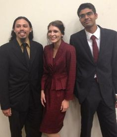 Congrats to Cal State L.A. senior Holland Michelle Smith who was recently named one of only 10 members of the All-American Team at the American Forensic Association's 36th National Individual Events Tournament. (Kudos also to CSULA's forensic team members Victor Cornejo and Vish Rajiv.)