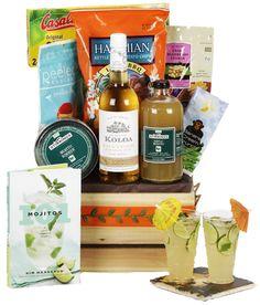 THE HAWAIIAN MOJITO featuring Koloa Rum  sc 1 st  Pinterest & 10 Top Spirits Gift Baskets images | Motivational gifts Spirit ...