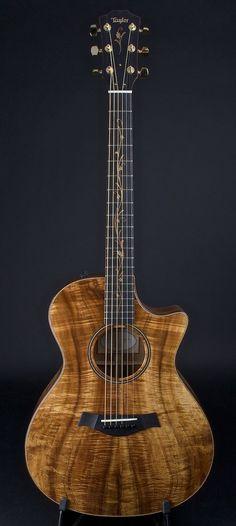 Taylor K22CE acoustic guitar