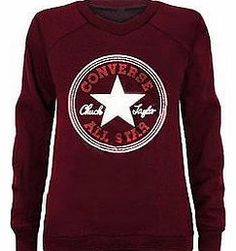 BusyBug NEW LADIES WOMENS CONVERSE ALL STAR PRINT SWEATSHIRT JUMPER TOP 8-14 (S/M, wine) New Printed Sweatshirt Ribbed Cuffs and Hem Long Sleeves Material: 65% Polyester 35% Cotton Garment Care: Please Wash As Instructed Sizes As Show S/M ( Length From Should (Barcode EAN = 0620919249880) http://www.comparestoreprices.co.uk/kids-clothes--girls/busybug-new-ladies-womens-converse-all-star-print-sweatshirt-jumper-top-8-14-s-m-wine-.asp