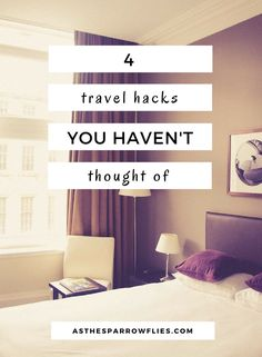 Travel tips and travel hacks to make holidays and short breaks easier.