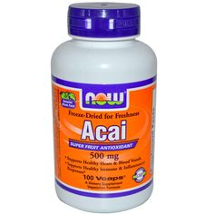 CCRM is currently doing a study with women who failed one round of IVF and they are having them take 875mg of acai berry with DHEA 25mg 3 x day to see if it will improve results.