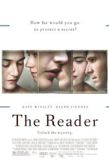 The Reader - Kate Winslet, David Kross, Ralph Fiennes. One of the best movies; one of my absolute favorites.