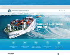"Check out new work on my @Behance portfolio: ""International Marine Consultancy Website UI"" http://be.net/gallery/34780101/International-Marine-Consultancy-Website-UI"
