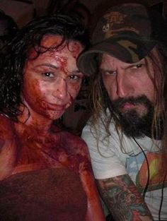 Danielle Harris & Rob Zombie