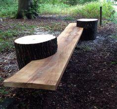 kreative bastelideen fr den garten_einfache gartenbank aus holz selber bauen - Holz Gartenbank Selber Bauen