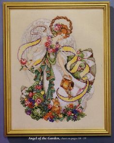 Gallery.ru / Фото #1 - Angel of Garden - tr30935
