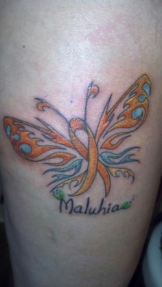 My MS tattoo