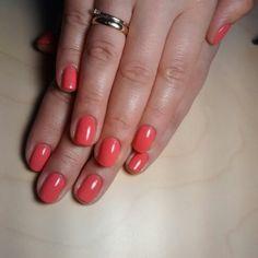 #gelish #shellac #spn #uvlaq #lodz #łódź #paznokcie #pazurki #nail #nailmania #nails #nailart #mani #manicure #love #hobby #work
