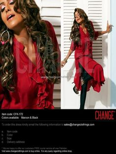 Change New Summer Collection 2013 for Women