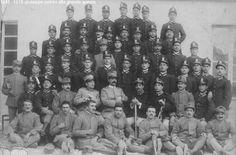 WWI - Group of Italian soldiers  (1915-1918 giuseppe petrini alla grande guerra.jpg )