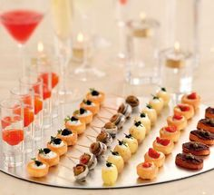luscious cocktails and canapes - mylusciouslife.com - Serving your guests.jpg