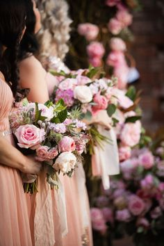 Romantic Pink Wedding | Miki and Sonja Photography | Jill & Co Events | Bridal Musings Wedding Blog