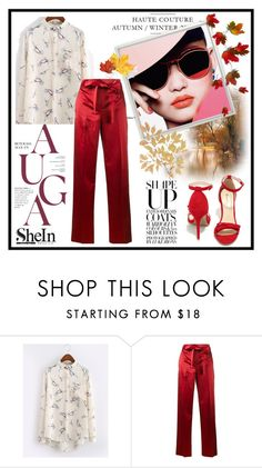"""""""Bez naslova #91"""" by hasimovic-1 ❤ liked on Polyvore featuring Helmut Lang and Qupid"""